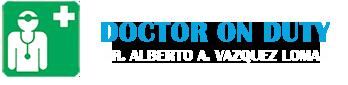 Dr Alberto Vazquez Lomas